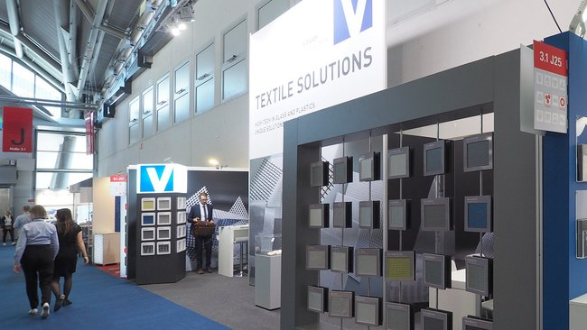 Techtextil 2019 - Vitrulan Technical Textiles